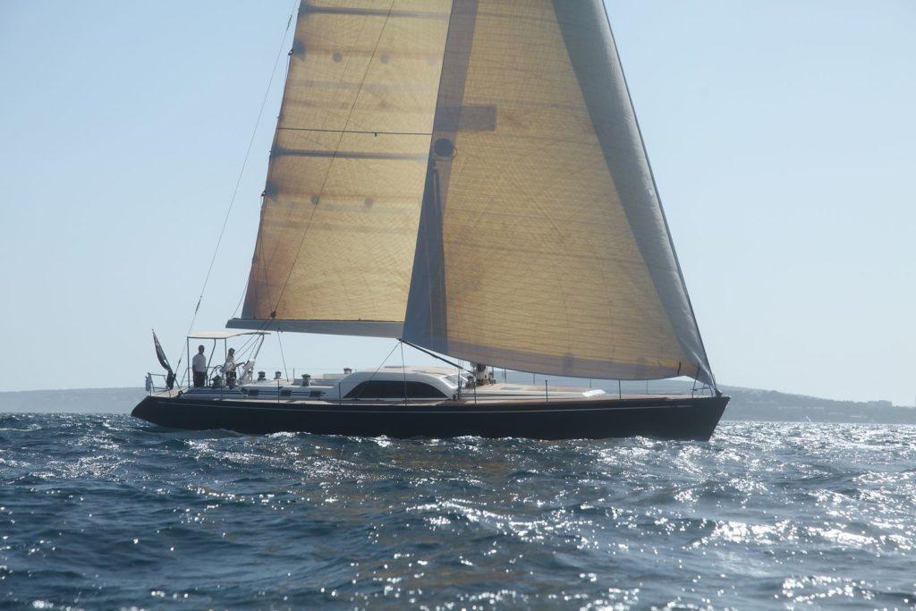 Sailing Yacht CONSTANTER Main 1024x683 - S.Y Constanter