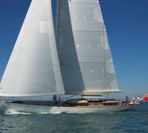Sailing yacht KEALOHA Main - S.Y Kealoha