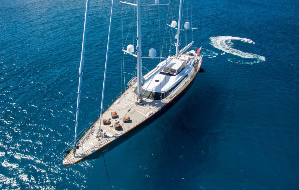 yacht panthalassa 1024x653 - S.Y Panthalassa